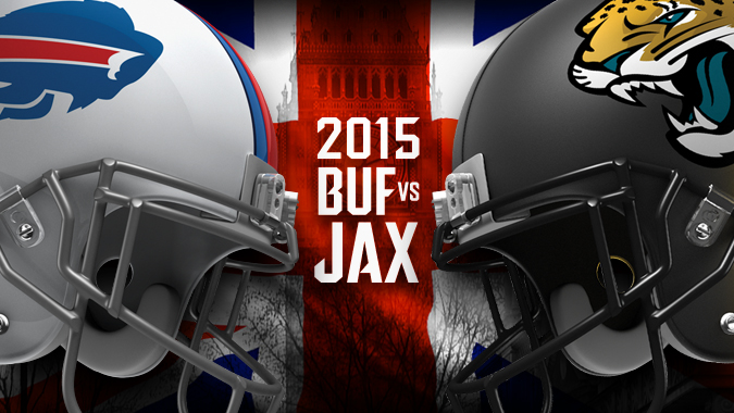 Yahoo to Live Stream Bills vs. Jaguars from London